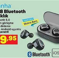 Piranha 9958 Bluetooth Kulaklık