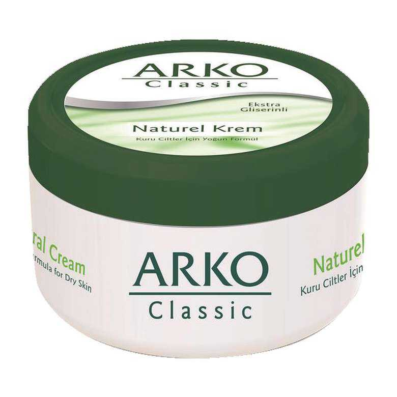 A101 Arko Classıc Naturel Krem 150 Ml