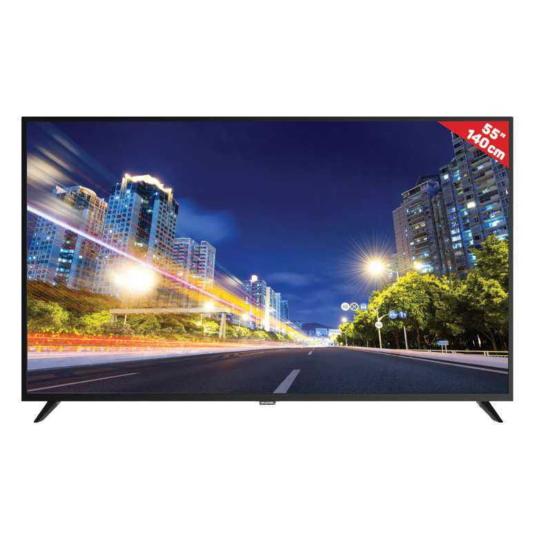 "A101 Hi Level  55"" Ultra Hd Android Smart Led TV"