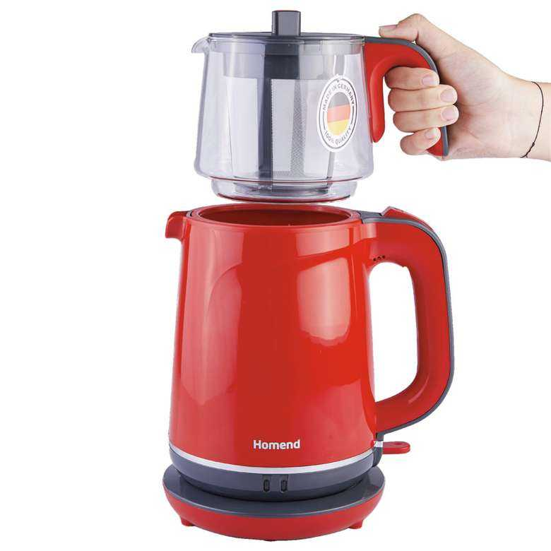 A101 Homend Royaltea 1742H Çay Makinesi
