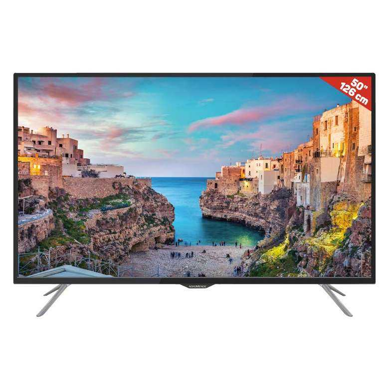 "A101 Nordmende Tv 50"" Uhd Smart Led"